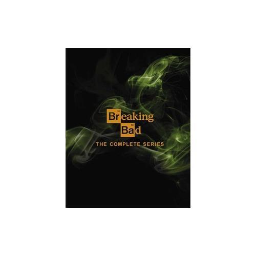 BREAKING BAD-COMPLETE SERIES (BLU RAY) (21DISCS/DOL DIG 5.1/DSS/1.78) 43396440586