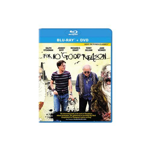 FOR NO GOOD REASON (BLU-RAY/DVD COMBO/2 DISC/DOL DIG 5.1/WS 1.78/ENG) 43396442177