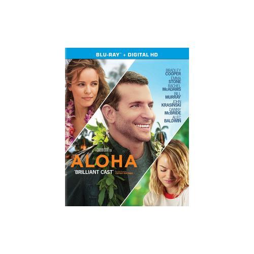 ALOHA (BLU-RAY/2015/ULTRAVIOLET/DOL DIG 5.1/DSS/WS 1.85/ENG) 43396443402