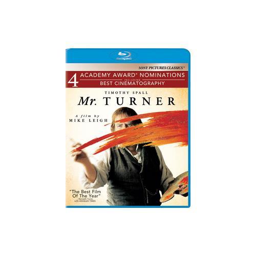 MR TURNER (BLU-RAY/WS 1.85/DOL DIG 5.1) 43396445673