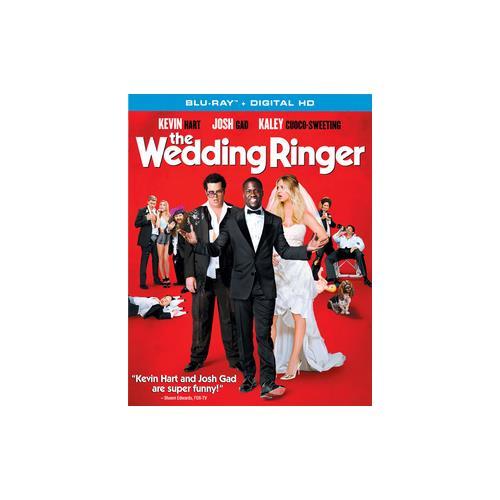 WEDDING RINGER (BLU-RAY/ULTRAVIOLET/WS 1.85/5.1 DOL DIG/ENG/FREN) 43396446601