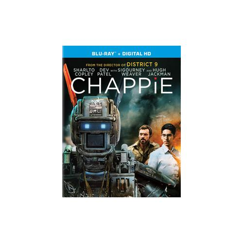 CHAPPIE (BLU-RAY/ULTRAVIOLET) 43396446663