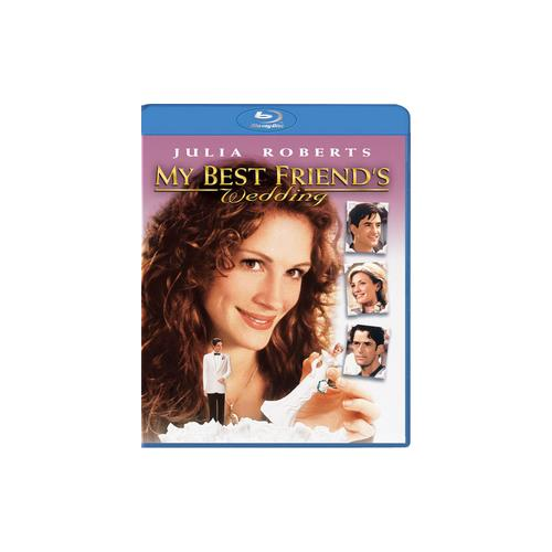 MY BEST FRIENDS WEDDING (BLU-RAY/4K/ULTRAVIOLET/DOL DIG 5.1/WS 2.40/1997) 43396452503