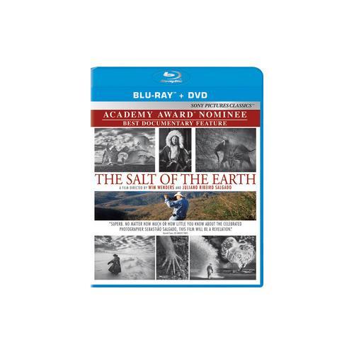 SALT OF THE EARTH (BLU-RAY/DVD COMBO/2 DISC) 43396455290