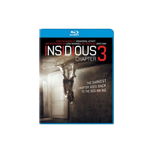 INSIDIOUS-CHAPTER 3 (BLU-RAY/ULTRAVIOLET/WS 1.85/DOL DIG 5.1/ENG) 43396458000