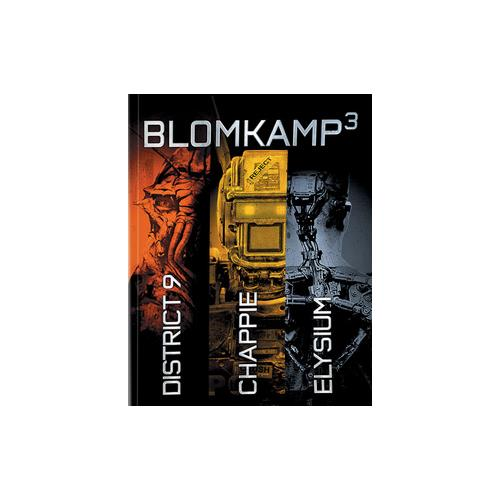BLOMKAMP 3 (BLU-RAY/LIMITED EDITION COLL/DISTRICT 9/ELYSIUM/CHAPPIE/3 DISC) 43396459915