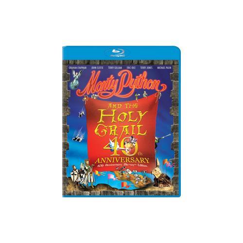 MONTY PYTHON & THE HOLY GRAIL 40TH ANNIVERSARY EDITION (BLU-RAY) 43396460768