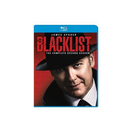 BLACKLIST-SEASON 2 (BLU-RAY/WS 1.78/DOL DIG 5.1/5 DISC) 43396461055
