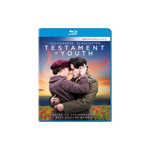 TESTAMENT OF YOUTH (BLU-RAY) 43396462748