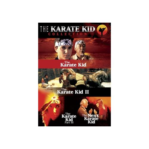 KARATE KID COLLECTION BOX SET (DVD/3 DISC/SP-BOTH) 43396047280