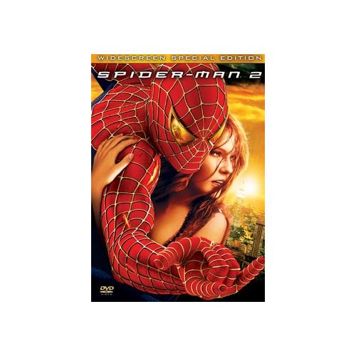 SPIDERMAN 2 (DVD/SPECIAL EDIT/WS 2.40/2 DISC/DD 5.1/DTS/ENG-SUB/FR-SP-BOTH) 43396051492