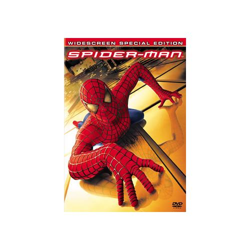 SPIDERMAN 1 (2002/DVD/SPECIAL EDITION/WS 1.85/2 DISC/ENG-SPAN-SUB/5.1 DD) 43396096615
