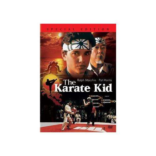 KARATE KID 1 (DVD/1984/SPECIAL EDIT/WS 1.85 ANAMOR/DSS/ENG-SP-CH-TH-SU NLA 43396101302