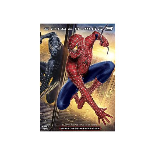 SPIDERMAN 3 (DVD/WS 2.40 A/DD 5.1/DSS/SP-SUB) 43396159280