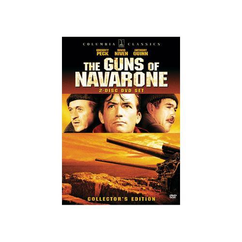 GUNS OF NAVARONE (DVD/COLLECTORS EDITION/2 DISC/WS 2.35 A/DD 5.1/MONO/ENG 43396163232