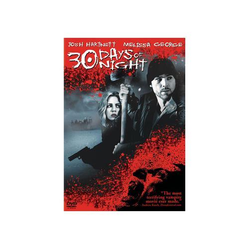 30 DAYS OF NIGHT (DVD/WS 2.40 A/DD 5.1/ENG-SP-SUB/FR-BOTH) 43396196155