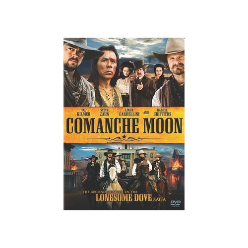 COMANCHE MOON-2ND CHAPTER IN THE LONESOME DOVE SAGA (DVD/2 DISC/WS 1.78 A/D 43396226470