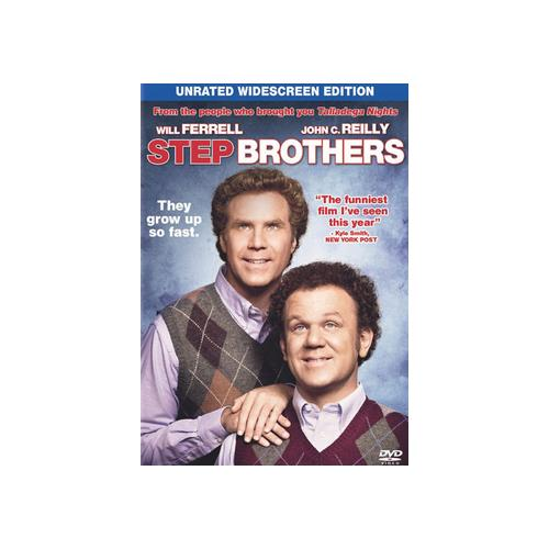 STEP BROTHERS (DVD/UNRATED/SINGLE DISC/WS 2.40 A/DD 5.1/ENG-SUB/FR-BOTH) 43396281288