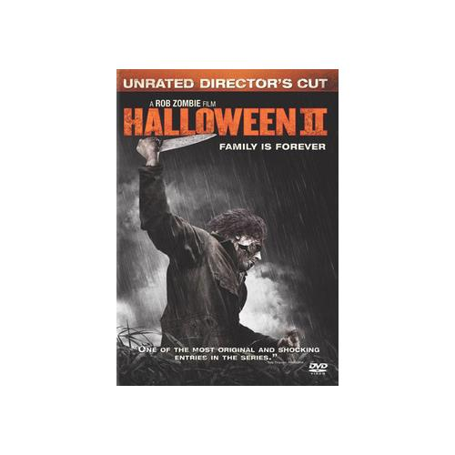 HALLOWEEN II (2009/DVD/UNRATED VERSION/WS 1.85 A/DD 5.1/ENG-SUB) 43396344433
