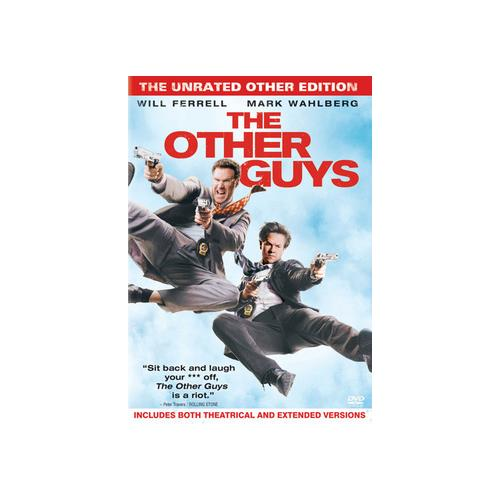 OTHER GUYS (DVD/UNRATED/DOL DIG 5.1) 43396350021