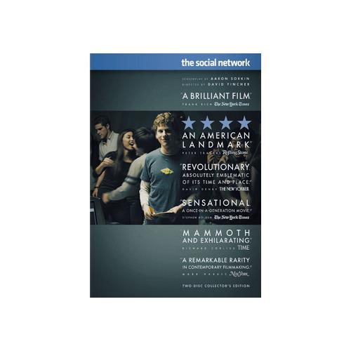 SOCIAL NETWORK (DVD/2 DISCS/WS 2.40/DD 5.1/ENG/FR/SP/PO) 43396366268