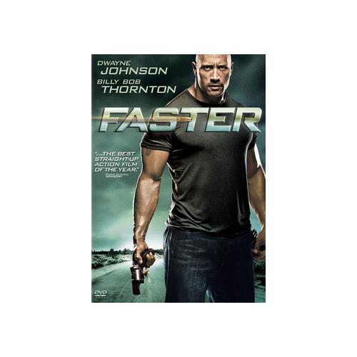 FASTER (DVD/WS/DD 5.1/2.40/ENG/ENG/LATIN AMER/SPAN) 43396371514