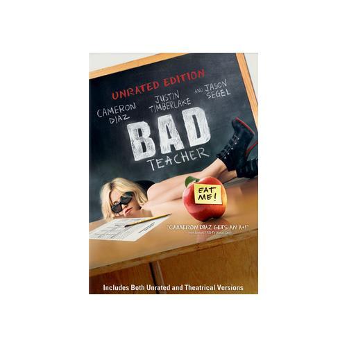 BAD TEACHER (DVD/UR/DD 5.1/1.85/WS/ENG/FREN-PARISIAN/SUB/DUB) 43396385771