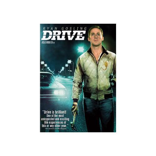 DRIVE (2011) (DVD) (DOL DIG 5.1/2.40/WS/ENG/LATIN AMERICAN SPAN) 43396392342