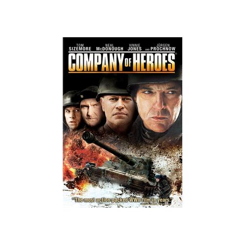 COMPANY OF HEROES (DVD) (DOL DIG 5.1/WS/1.78/ENG/ULTRAVIOLET) 43396405035
