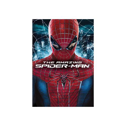 AMAZING SPIDERMAN (2012/DVD/WS 2.XX/5.1/ULTRAVIOLET) 43396409415