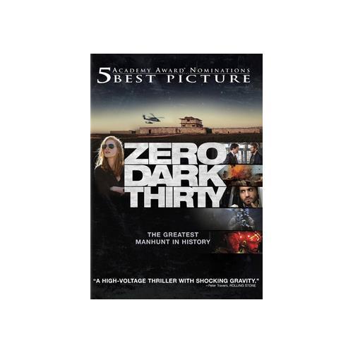 ZERO DARK THIRTY (DVD/WS 1.85/ULTRAVIOLET/DOL DIG 5.1/DSS/LATIN/AMERI SPAN) 43396416987