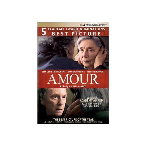 AMOUR (DVD) (DOL DIG 5.0/WS/1.85/FREN) 43396417380