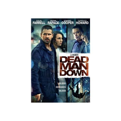 DEAD MAN DOWN (DVD W/ULTRAVIOLET) (DD 5.1/WS/2.35/ENG) 43396424265