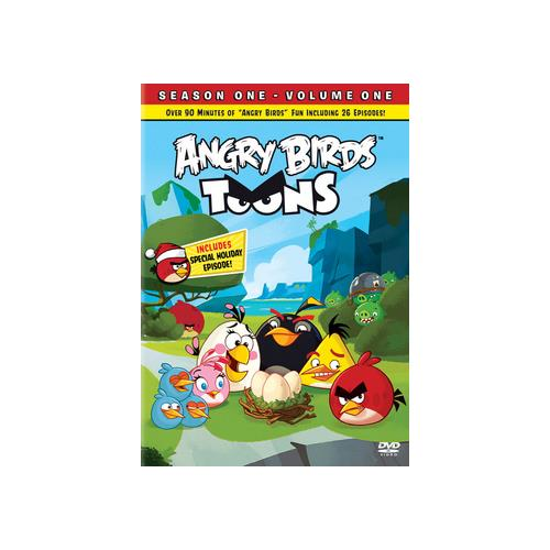 ANGRY BIRDS TOONS V01 (DVD) (WS/1.78/ALL LANGUAGES) 43396435537