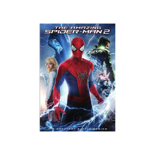 AMAZING SPIDERMAN 2 (2014/DVD/ULTRAVIOLET) 43396439610