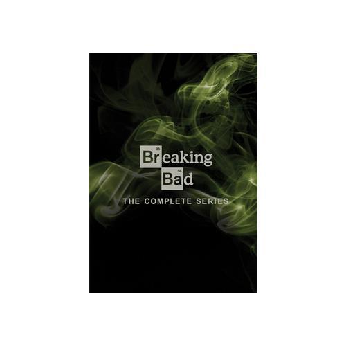 BREAKING BAD-COMPLETE SERIES (DVD/21 DISC/DOL DIG 5.1/DSS/WS 1.78) 43396440593