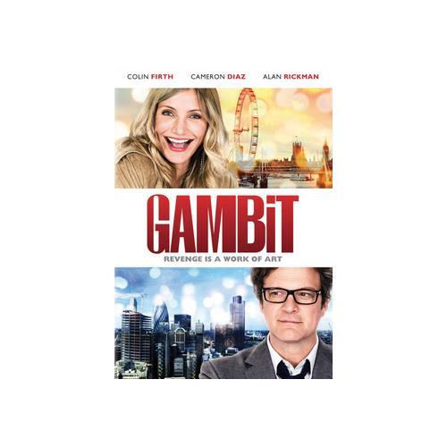 GAMBIT (2012/DVD/ULTRAVIOLET/WS 2.35/DOL DIG 5.1/ENG) 43396442917
