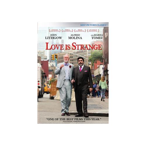 LOVE IS STRANGE (DVD/WS 1.85/DOL DIG 5.1/ENG) 43396445574
