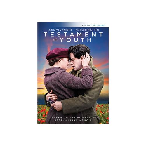 TESTAMENT OF YOUTH (DVD) 43396462755