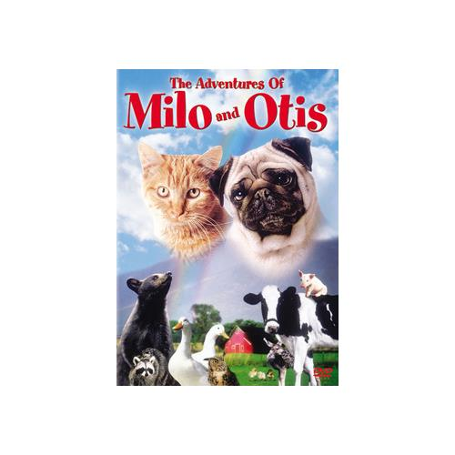 MILO & OTIS 10TH ANNIVERSARY-ADV OF (DVD/P&S/DSS/ENG-FR-SUB/SP-BOTH) NLA 43396501492