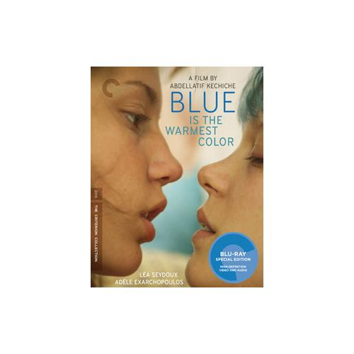 BLUE IS THE WARMEST COLOR (2013/BLU-RAY/AUDIO SOUNDTRACK INCLUDED) 715515113816