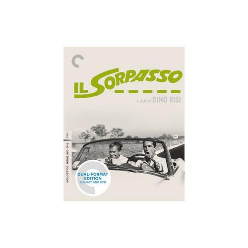 IL SORPASSO (BLU RAY/DVD/UR/1962) 715515114912