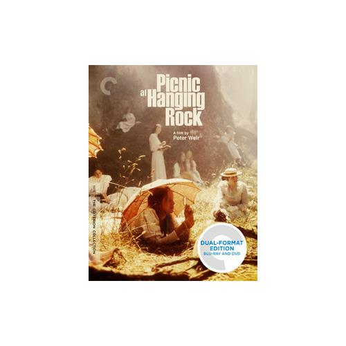 PICNIC AT HANGING ROCK (BLU-RAY/DVD COMBO/3 DISC/WS 1.77/ENG SDH/5.1SUR/75) 715515117111