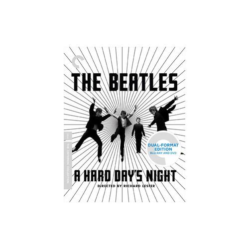 HARD DAYS NIGHT (BLU-RAY/DVD COMBO/3 DISC/WS 1.75/ENG SDH/B&W/1964) 715515117418