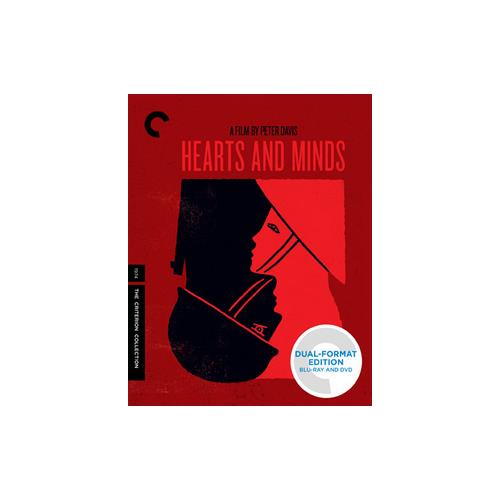 HEARTS & MINDS (BLU-RAY/DVD COMBO/3 DISC/WS 1.85/ENG SDH) 715515118415