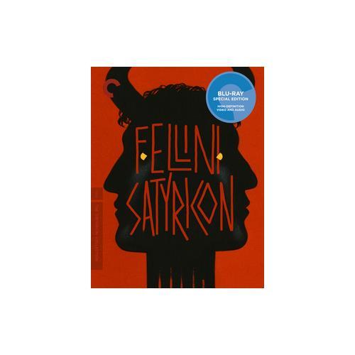 FELLINI SATYRICON (BLU-RAY/1969/WS 2.35/ITALIAN W/ENG SUB) 715515136518