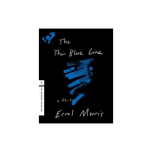 THIN BLUE LINE (BLU-RAY/1988/WS 1.78) 715515141918