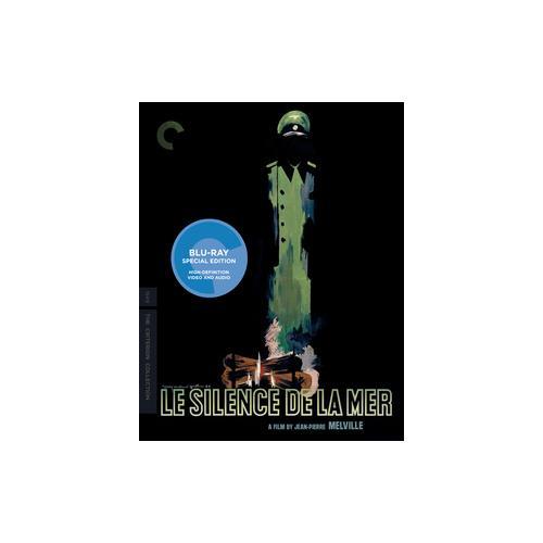 LE SILENCE DE LA MER (BLU-RAY/1949/B&W/FR W/ENG SUB/FF 1.33) 715515144919