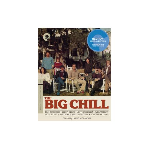 BIG CHILL (BLU-RAY/1983/WS 1.85) 715515152013