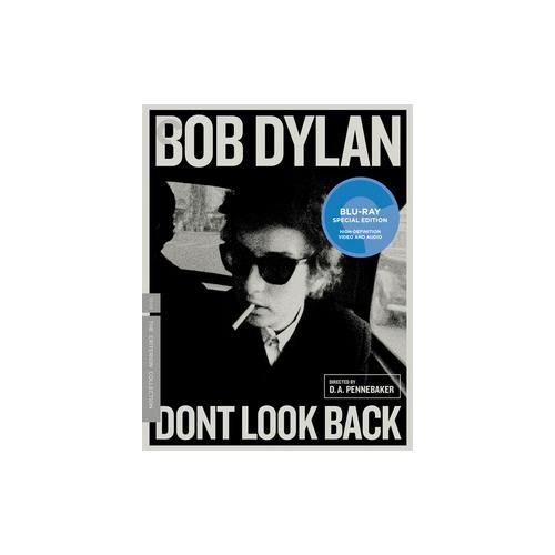DONT LOOK BACK (BLU-RAY/1967/FF 1.33/B&W) 715515160810